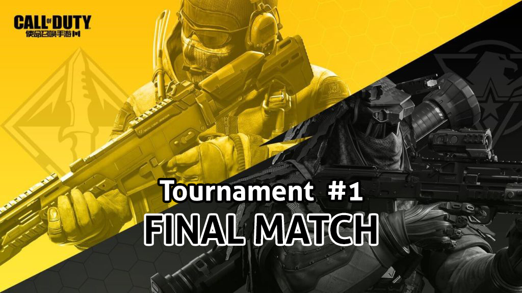 COD Mobile Tournament #1 Final